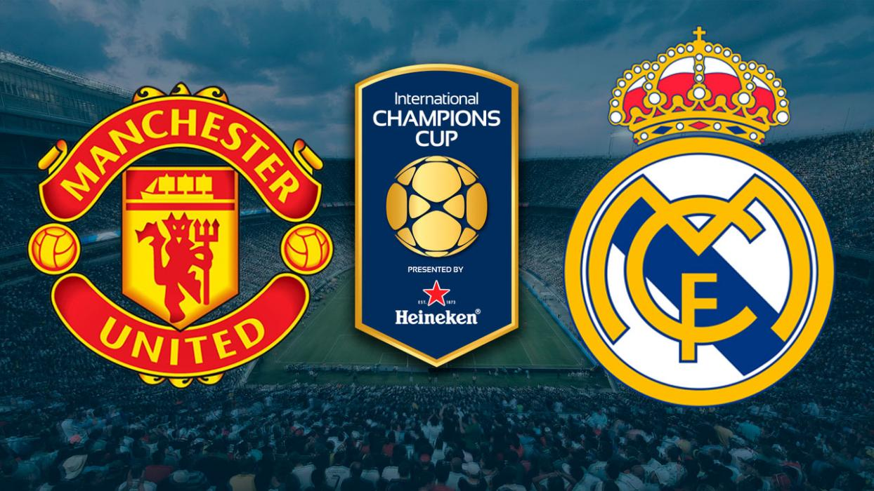 Manchester United Real Madrid