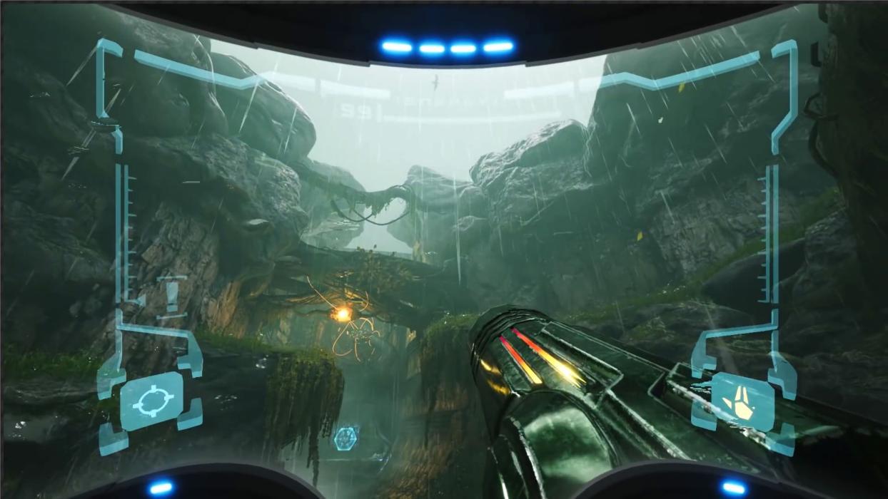 Metroid Prime Unreal Engine 4