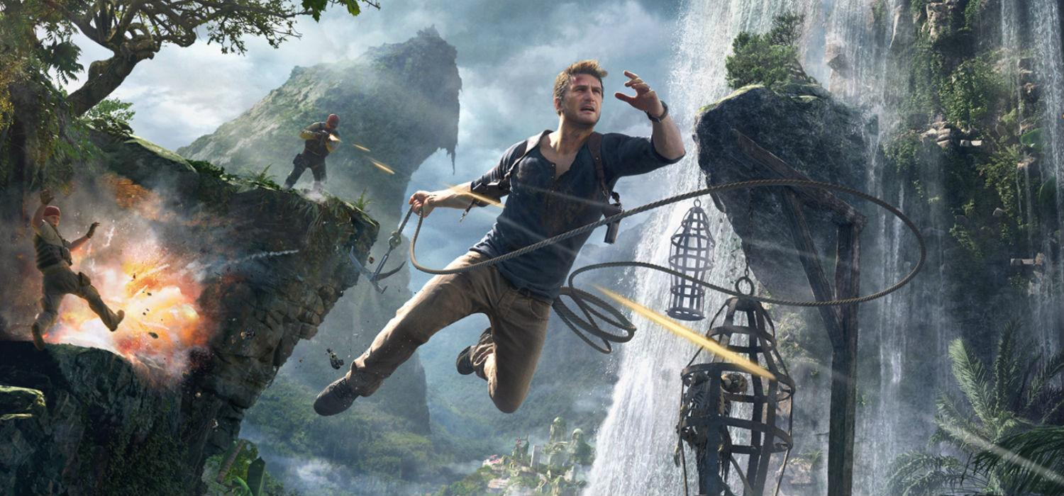 Uncharted Nathan Drake PS4