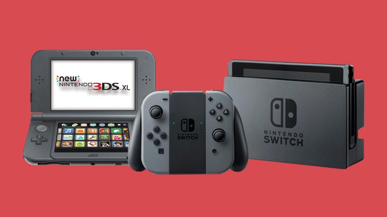 3ds, switch, consolas nintendo,