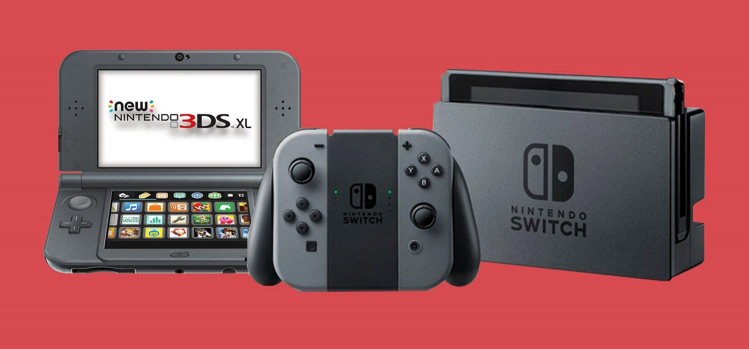 Nintendo Switch y 3DS