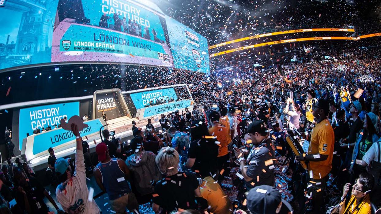 Overwatch League - esports