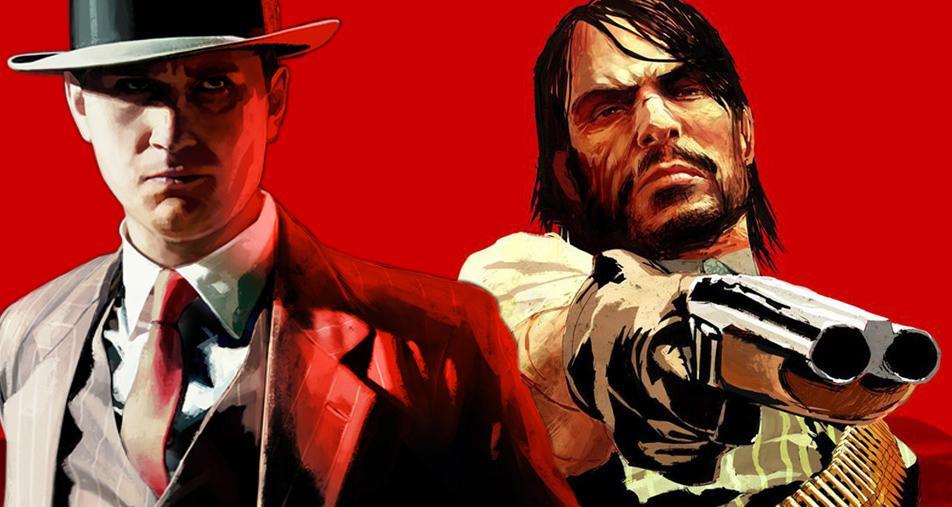 Red dead y L.A. Noire