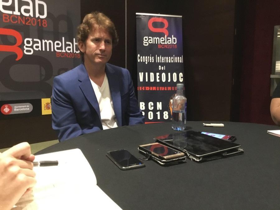 Todd Howard Gamelab