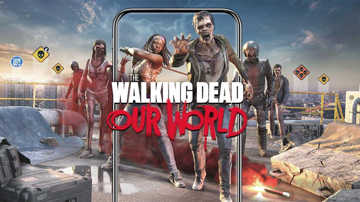 The Waking Dead Our World