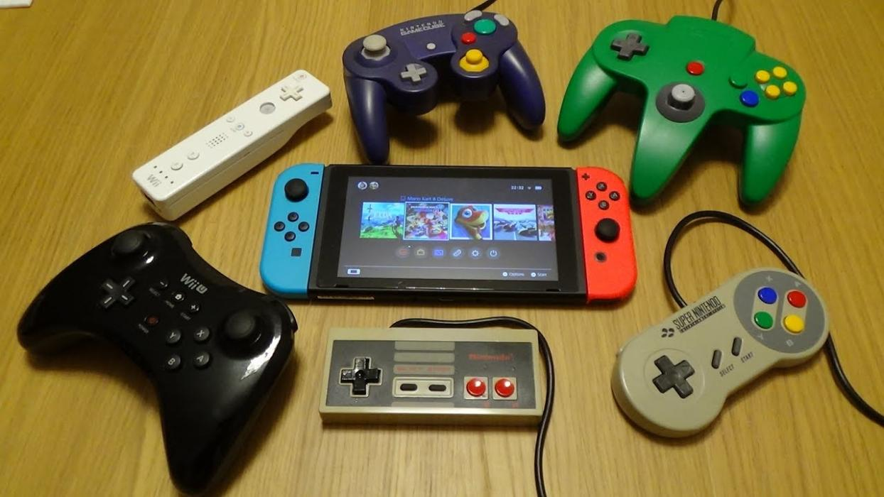 Consolas Nintendo