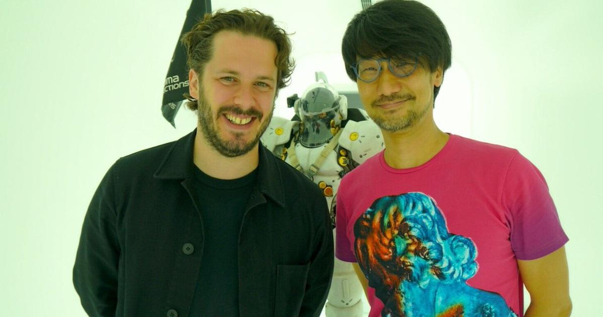 Death Stranding - Hideo Kojima y Edgar Wright