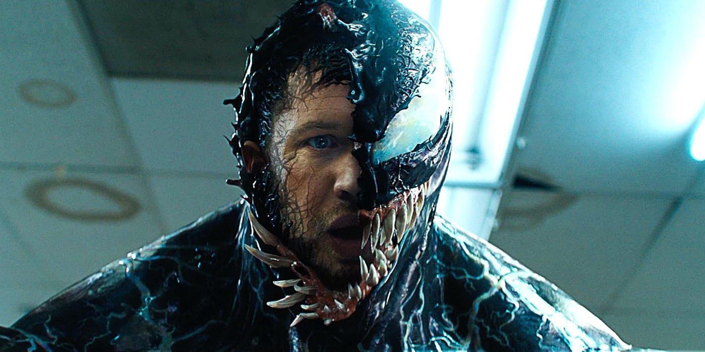 Tom Hardy está contratado para una trilogía de Venom