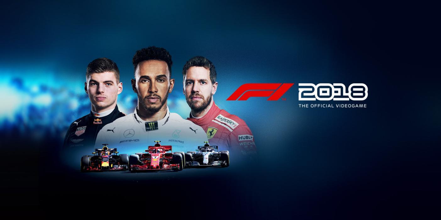 F1 2018 Portada