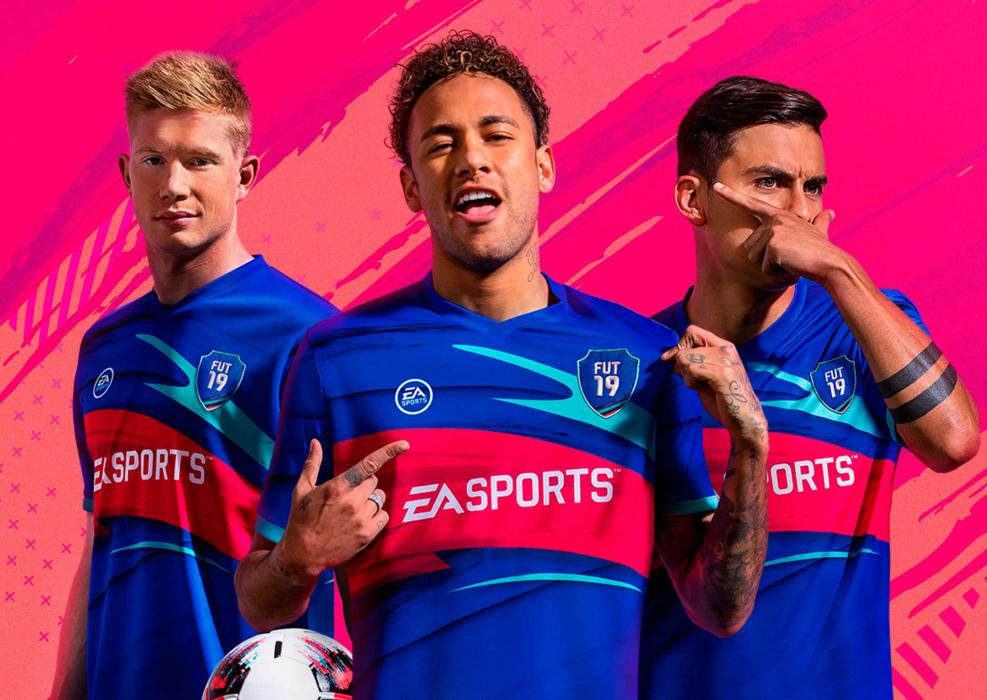 FIFA 19 Kick Off
