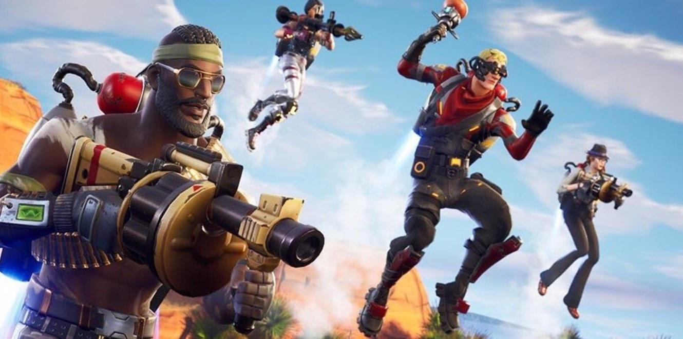 Analisis De Fortnite Battle Royale En Ps4 Switch Xbox One Y Pc