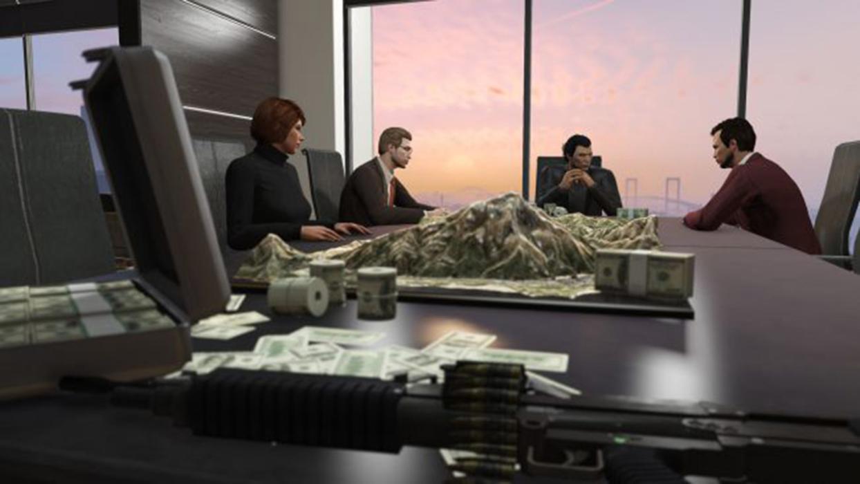 Cómo conseguir dinero muy rápido en GTA V Online - Guías y
