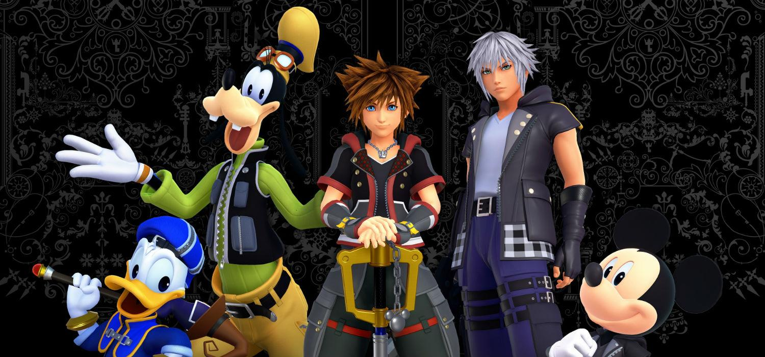 Kingdom Hearts 3 entrevista