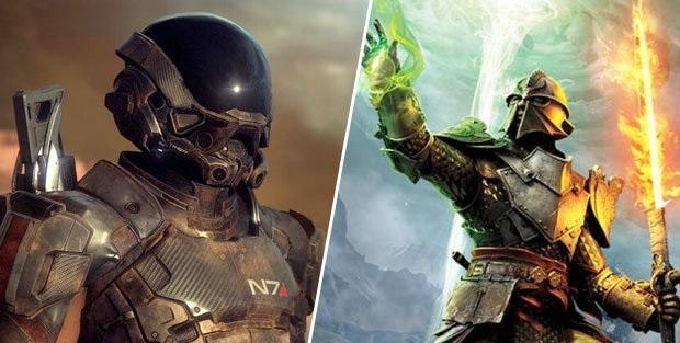 Mass Effect Dragon Age