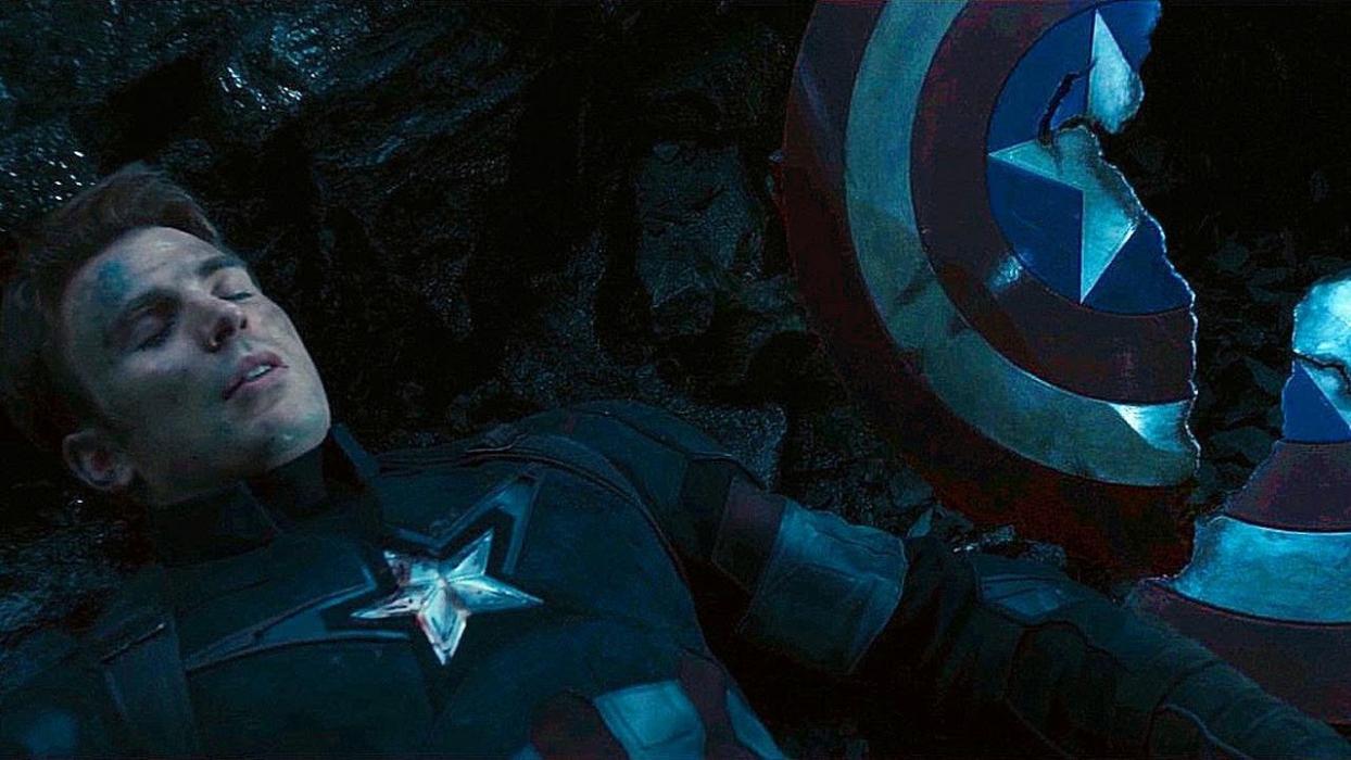 Visión Tony Stark en Vengadores: La era de Ultrón