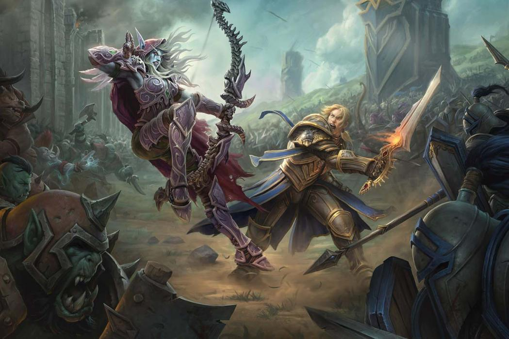 Battle for Azeroth