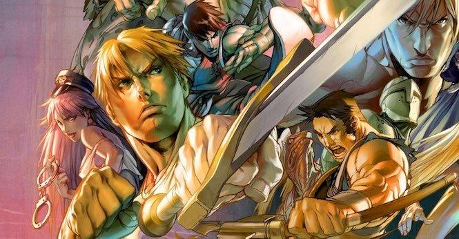 Capcom beat ´em up bundle