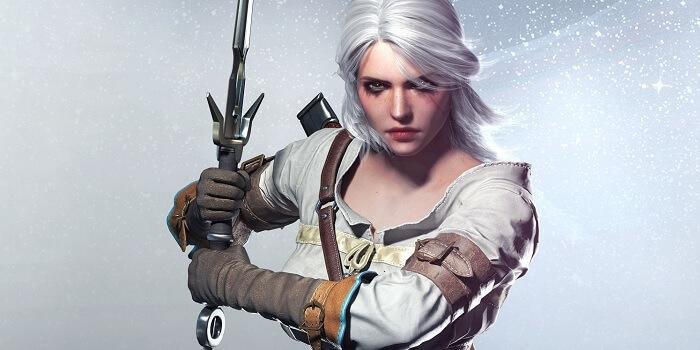 Cirilla The Witcher
