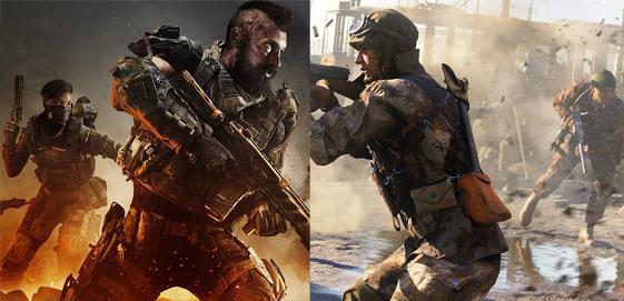 COD vs Battlefield