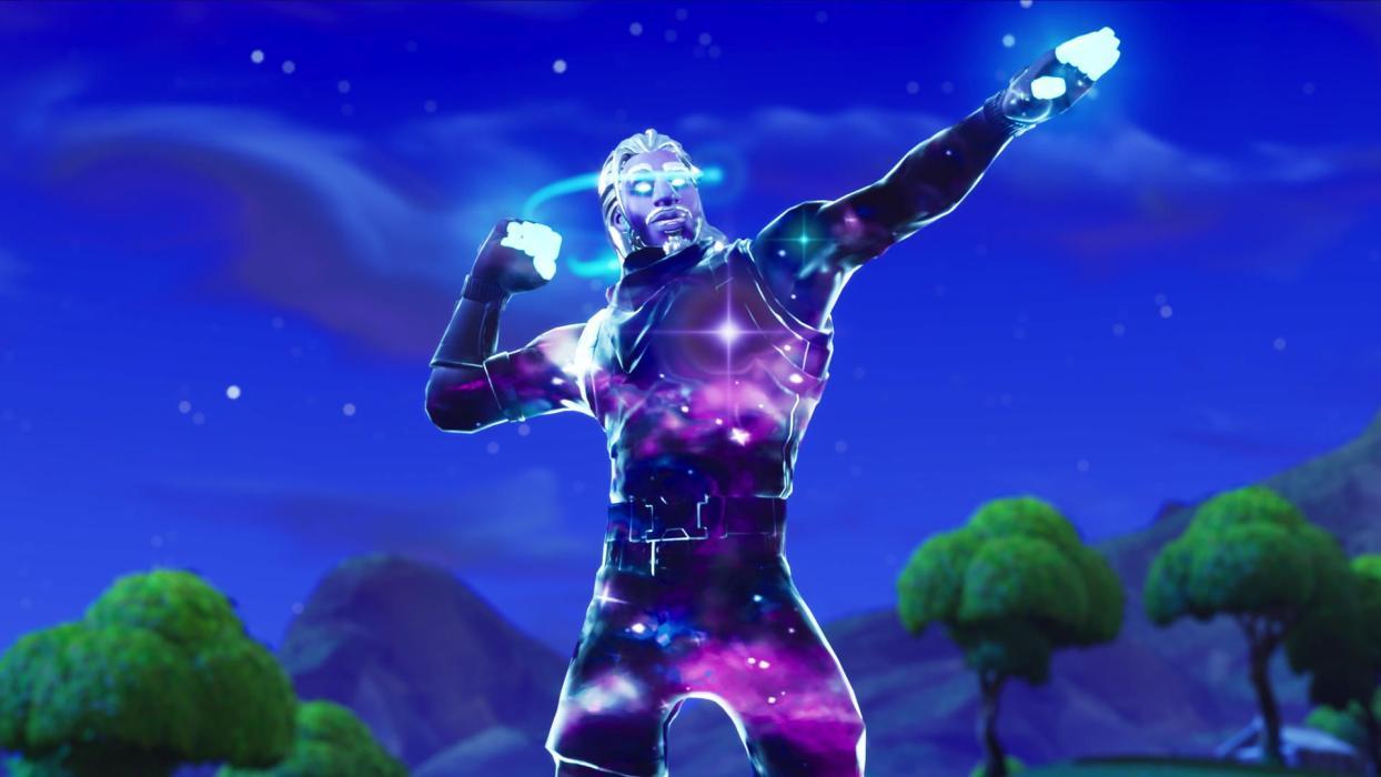 Cómo conseguir la skin Galaxy de Fortnite
