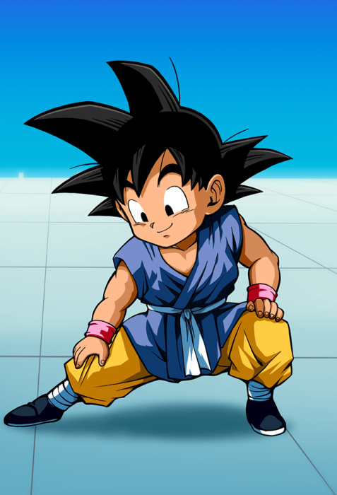 Dragon Ball Gt Regresa Con Los Anime Cómics En Formato Tomo