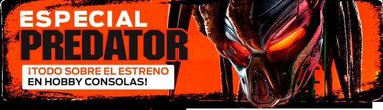 Especial Predator en Hobby Consolas