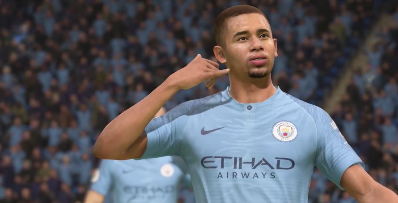 FIFA 19 - Celebraciones