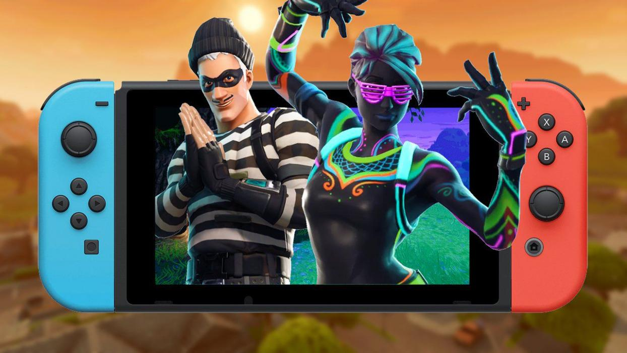 Fortnite No Exigira Suscripcion A Nintendo Switch Online