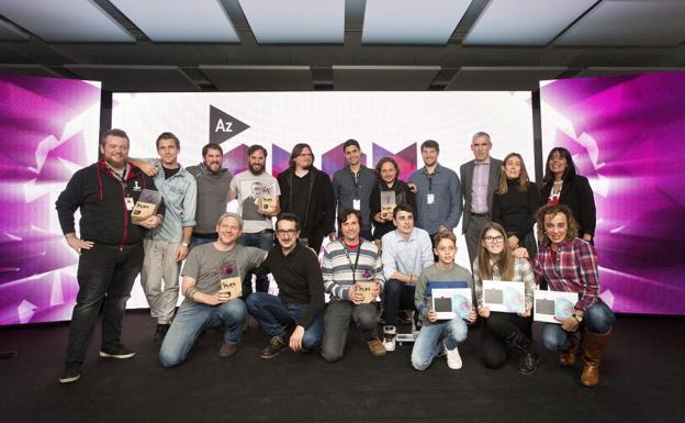 Ganadores Azplay 2017