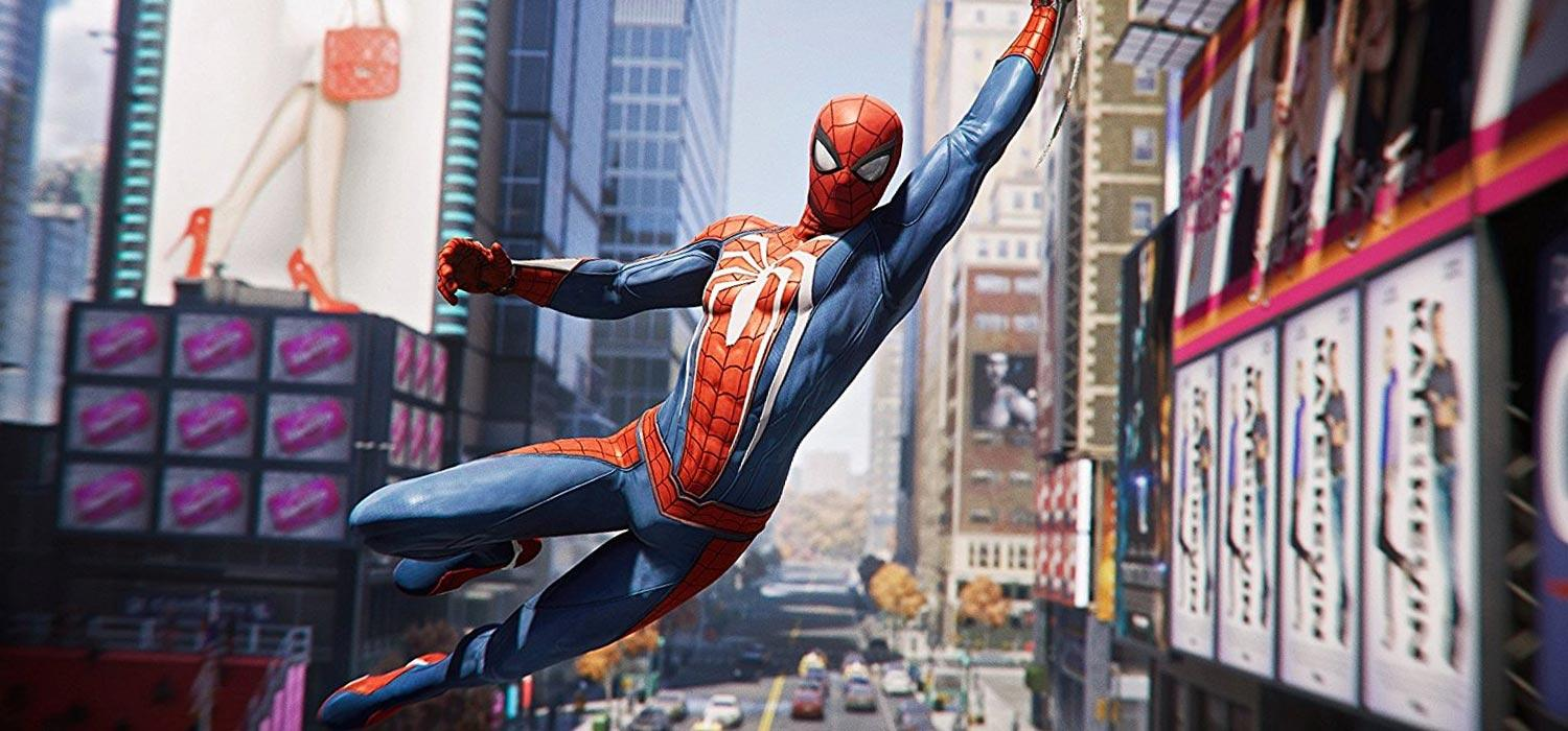 Resultado de imagen de Marvel's Spider-Man: Game of the Year Edition