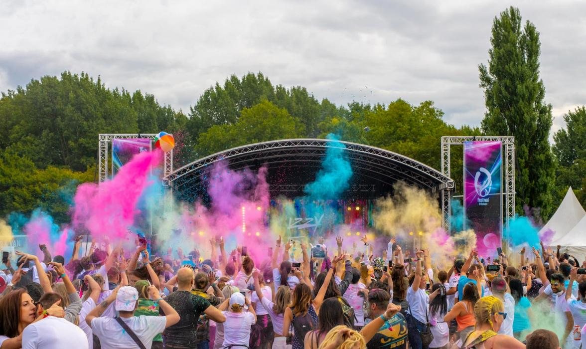 HyperX Holi Festival of Colours