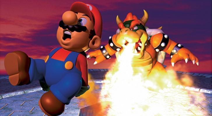 Incendio videojuegos