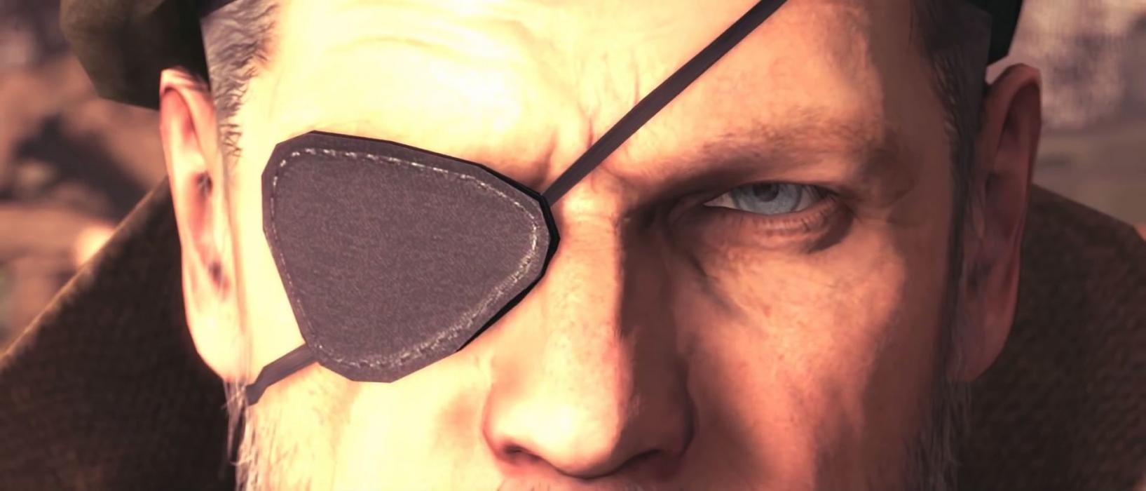Metal Gear Solid V The Phantom Pain epílogo