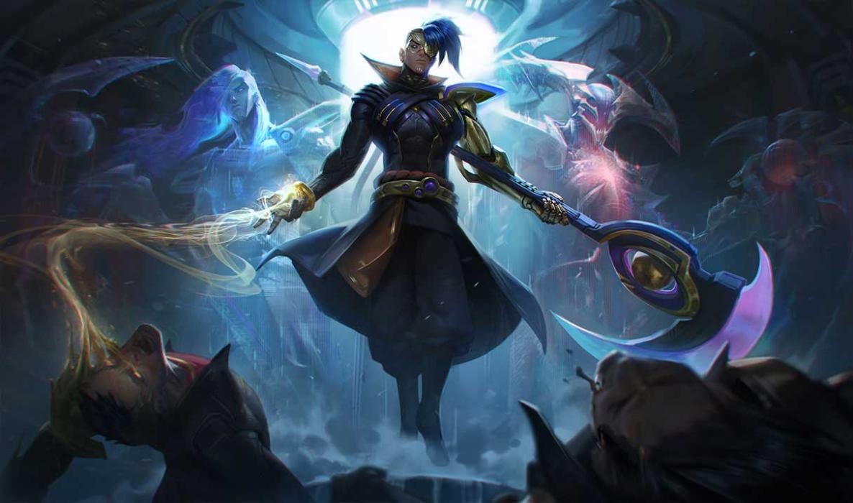 League of Legends Odyssey - esports