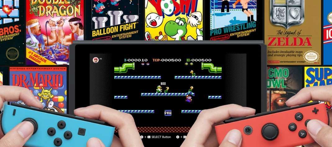 Un Emulador Y 22 Juegos De Super Nintendo En La Aplicacion De Switch
