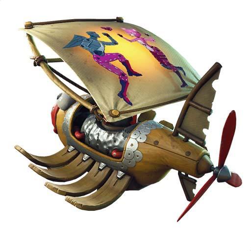 Paracaídas Fortnite - esports