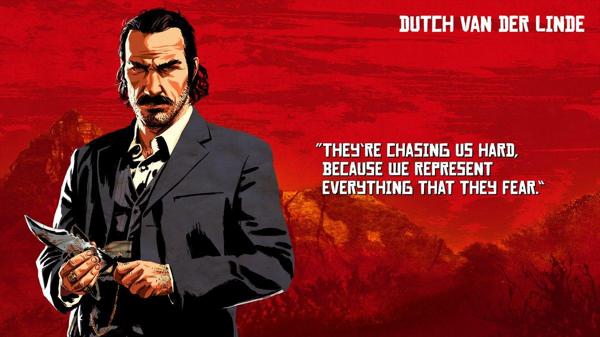 red dead redemption ii, marston, dutch,