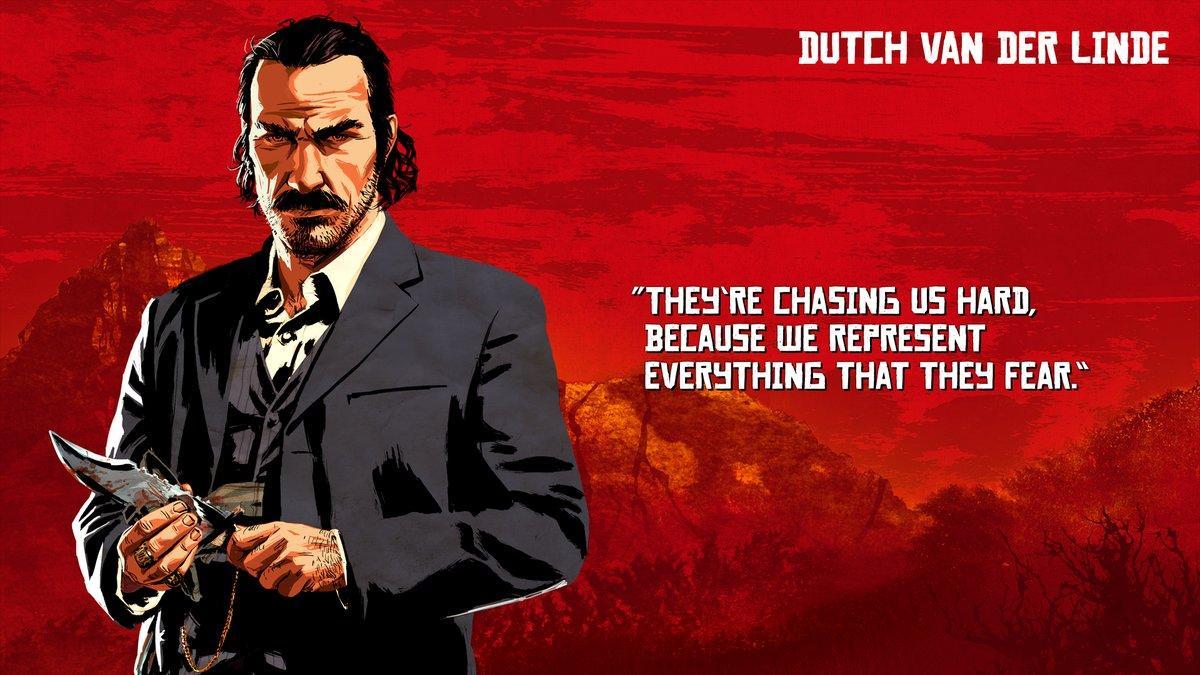 red dead redemption ii, marston, dutch,