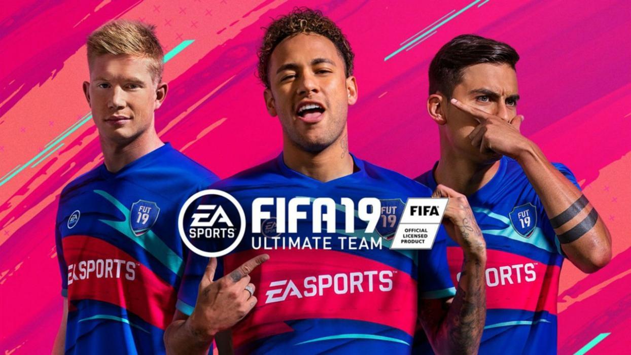 Química FIFA 19
