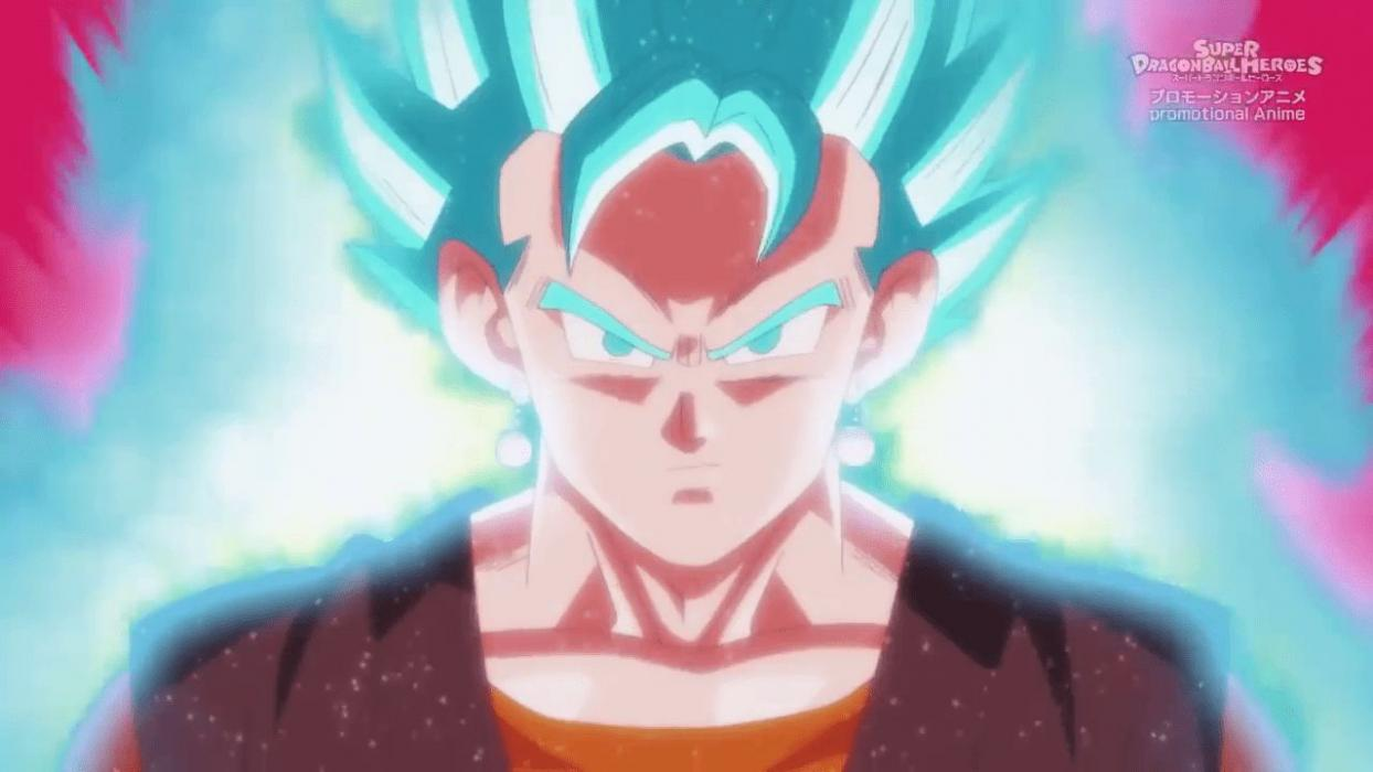 Super Dragon Ball Heroes capítulo 3