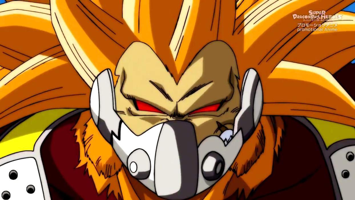 Super Dragon Ball Heroes episodio 4