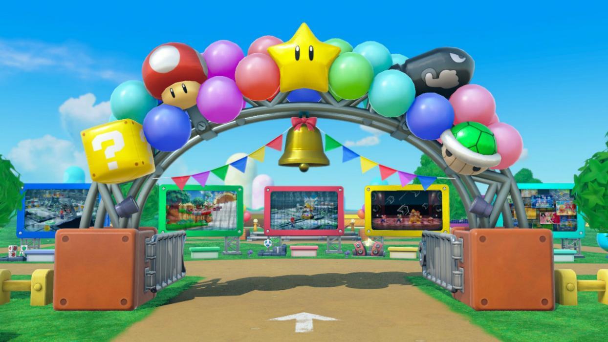 Impresiones De Super Mario Party Para Nintendo Switch