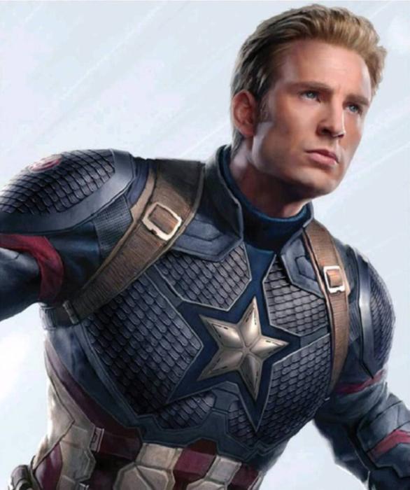 Vengadores 4 - Capitán América