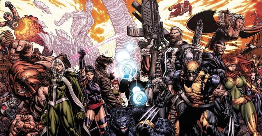 X-Men Cómics Marvel