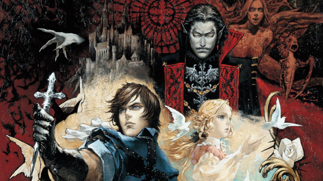 Castlevania Requiem Symphony of the Night Rondo of Blood PS4 análisis