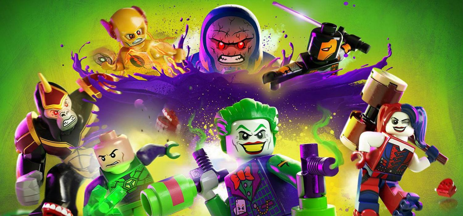 Analisis De Lego Dc Super Villanos Para Ps4 Xbox Switch Y Pc