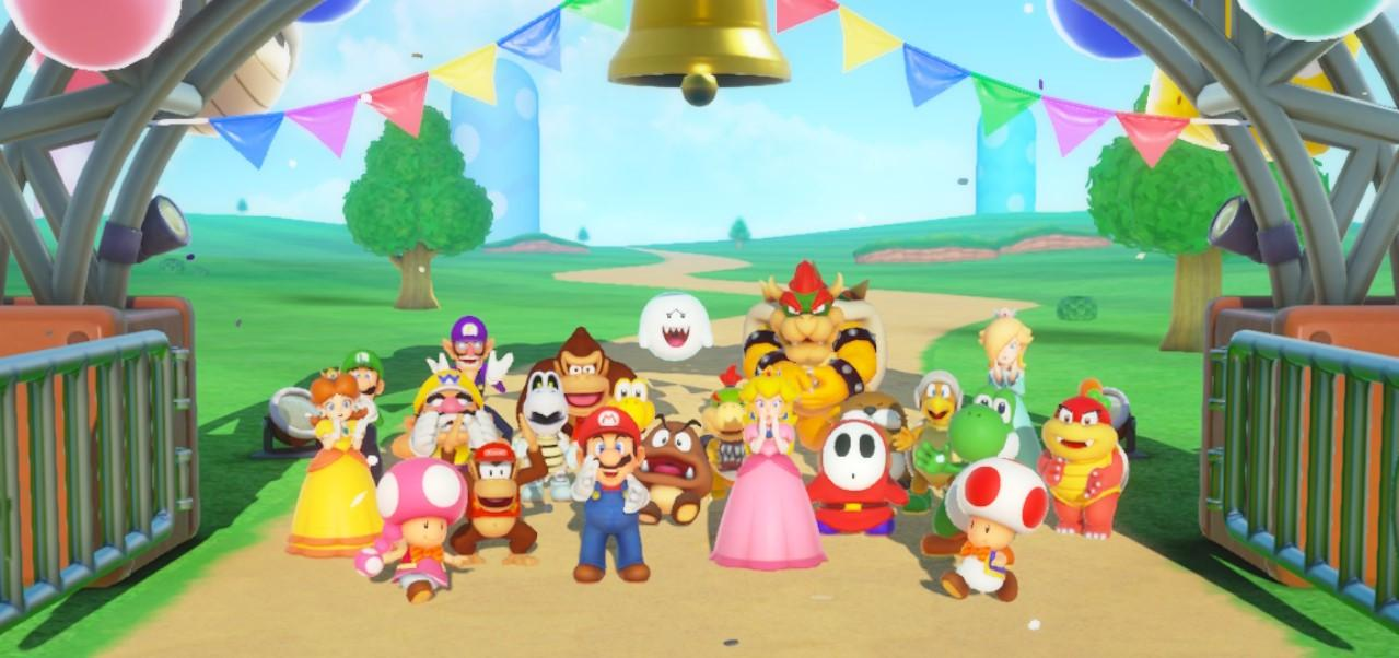 Analisis De Super Mario Party Para Nintendo Switch Hobbyconsolas