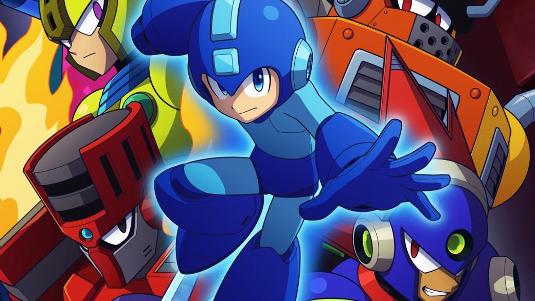 Anunciada película de Mega Man