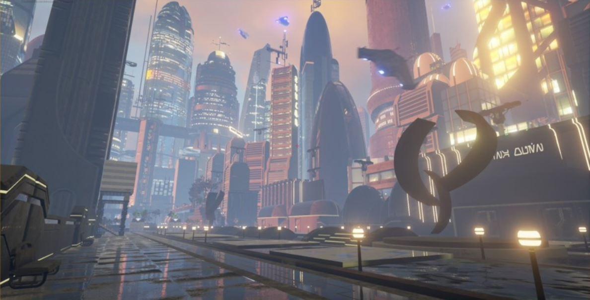 Apeiron - Remake de KOTOR en Unreal Engine 4