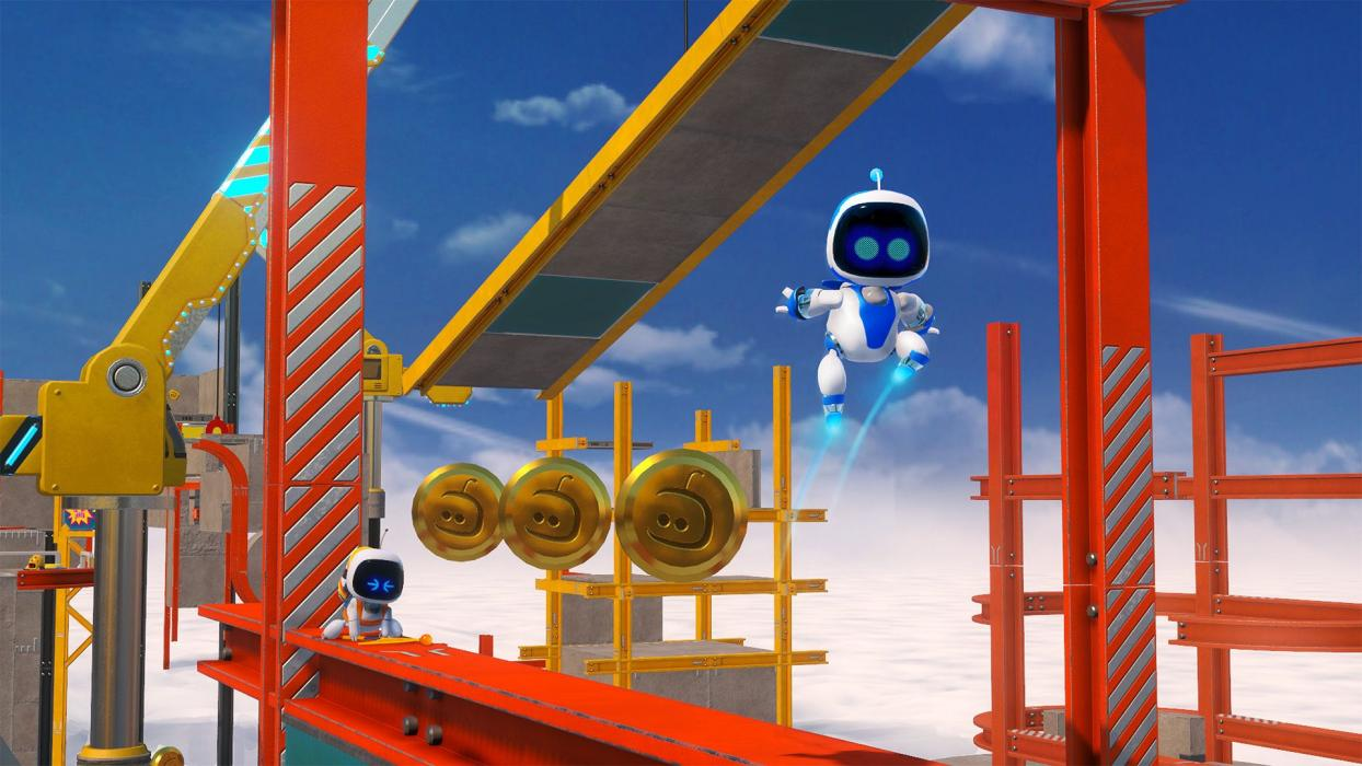 Analisis De Astro Bot Rescue Mission Para Playstation Vr